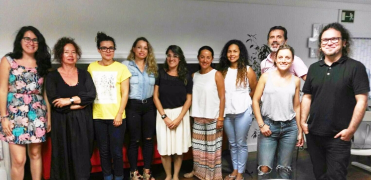 Visita programa Semillas Hub