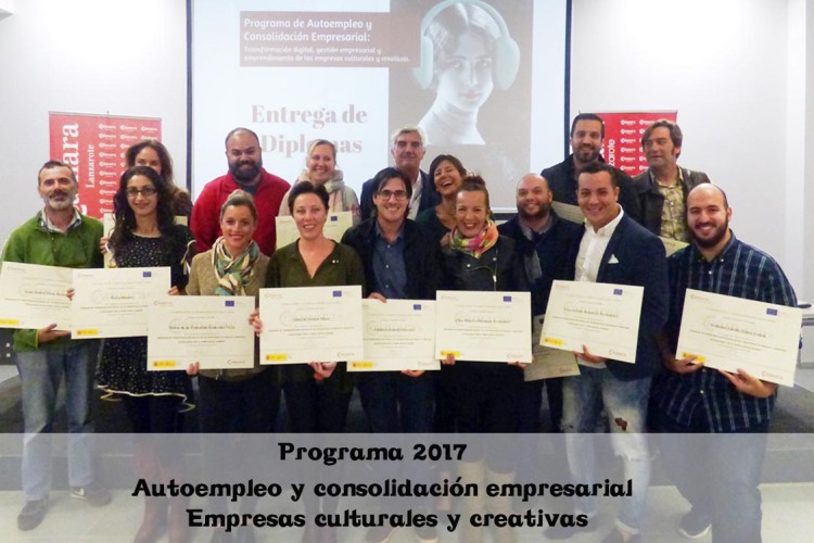 Industrias Culturales Lanzarote 2017