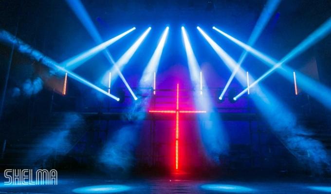 Shelma, en el estreno de JesucristoSuperstar