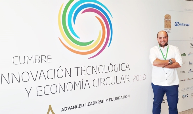 MJC Ambiental participa con Obama en la I Cumbre de EconomíaCircular
