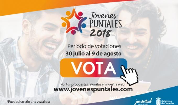 MJC Ambiental: candidatos a JóvenesPuntales