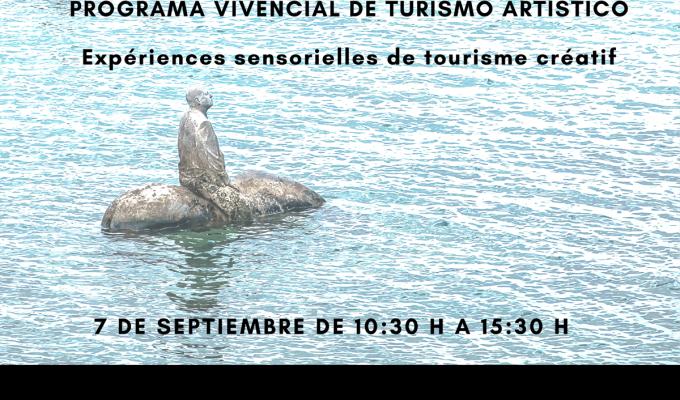 Arranca el primer programa vivencial de turismo artístico deLanzarote